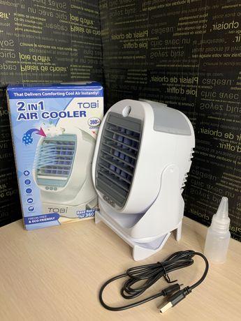Мини-кондиционер Arctic Air 2в1 новое поколение