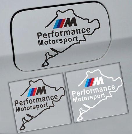 Sticker-M-Performance-Bmw-Capac-Rezervor-E39-E46-E60-E90-E70-F10-F30