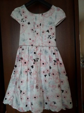 Официялна рокля 6-7 години
