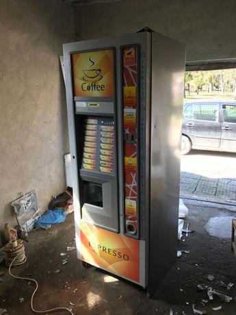 Zanussi spacio кафе автомат