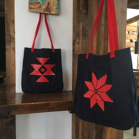 Чанта с български шевици