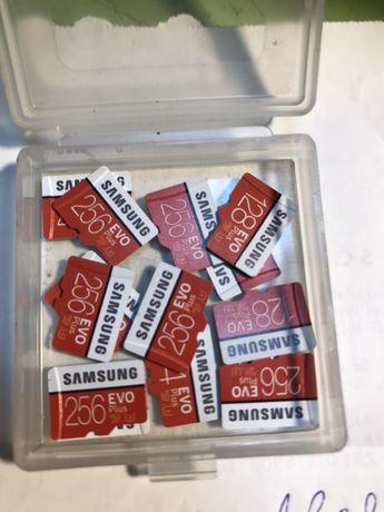 Samsung Evo+ 256 GB
