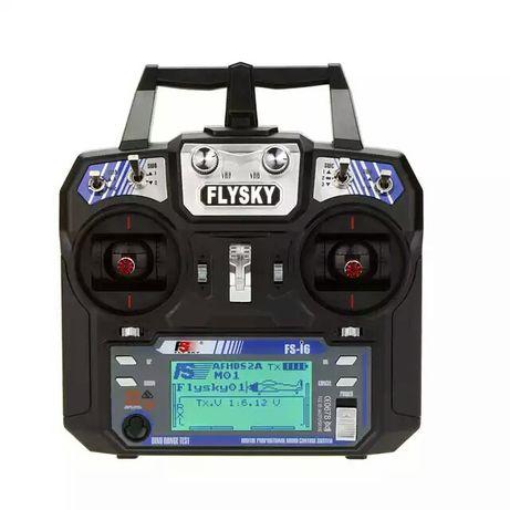 Radiocomanda Flysky FS-I6 6 canale 2.4ghz aeromodel drona navomodel