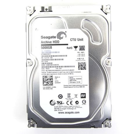 Hard disk Seagate 3tb,4tb,5tb CTU UNIT