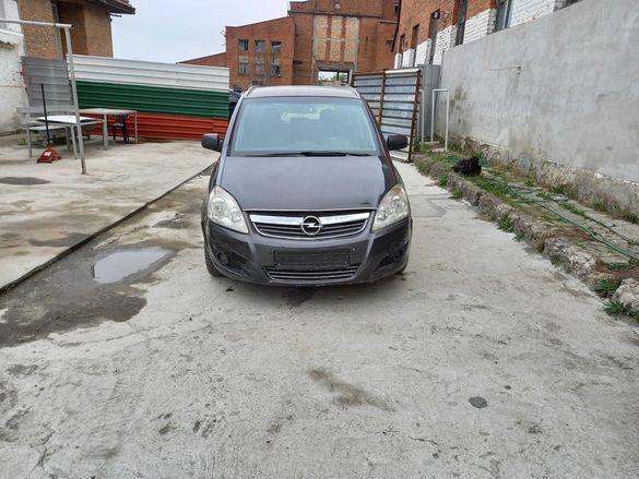 Opel Zafira 1.9 CDTI  120 к.с 2009г.