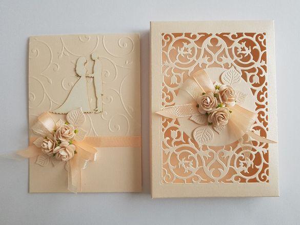 Луксозна картичка в кутия