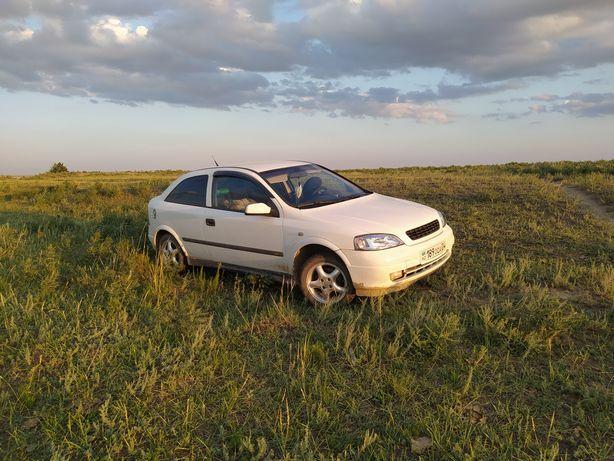 Opel astra g.в нормальном состоянии .