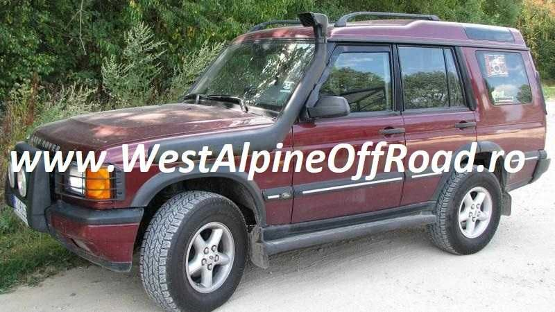Snorkel Land Rover Discovery 2 - Fabricat din ABS - OFF ROAD