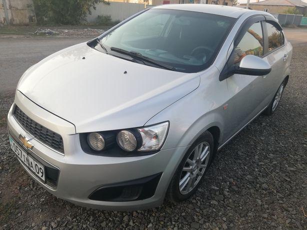 Chevrolet Aveo 2012 срочно