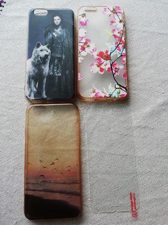 Кейс и протектор iPhone 6