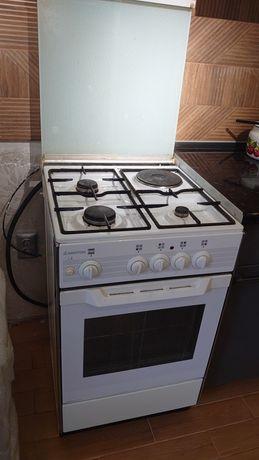 комбинированная, , газ.духовка, 50x55x85см, белыйHotpoint-Ar G431 G2