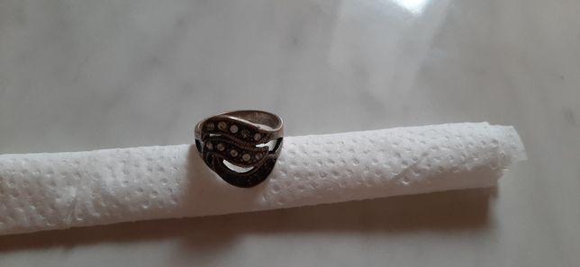 Кольцо серебряное.  Отличного качества