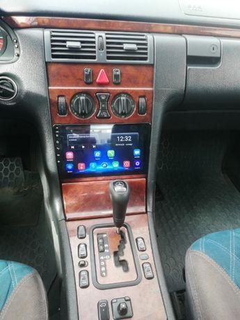 Новинка!! 2din андроид для W210