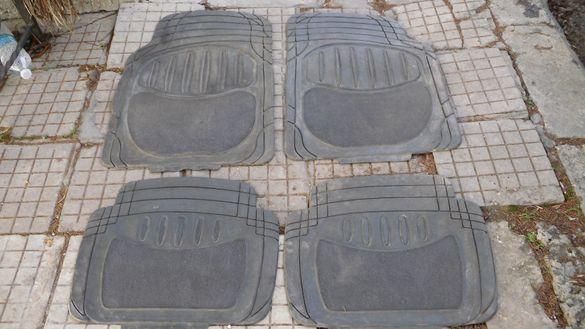Мокетени стелки / армирани с гума / универсални