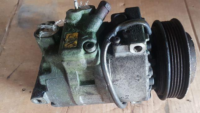 Compresor AC/ Clima Opel vectra B 2.5 Cod: 447200