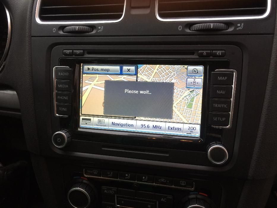 2020год.Навигационен Диск RNS 510/810 фолксваген навигация volkswagen