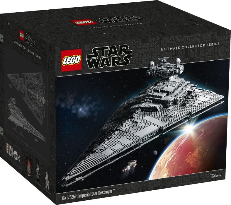Lego Star Wars 75252, original, Imperial Star Destroyer (nou, sigilat) Alesd - imagine 1