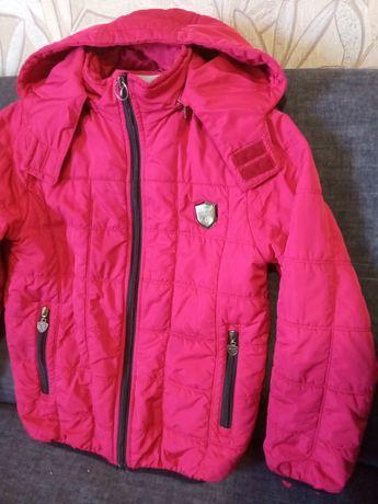 Куртка для мальчика, 7-9 лет, куртка, шуба