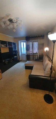 Сдаётся 1 комнатная квартира  на Кошкарбаева