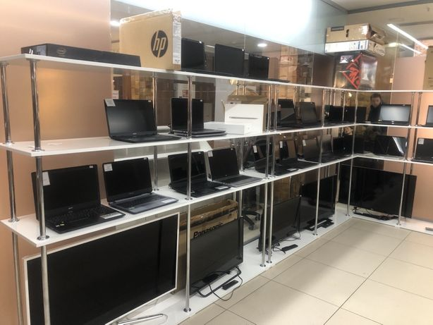 """Магазин """"Restart"""" Продажа Ноутбуков Компьютеров Телевизоров"""