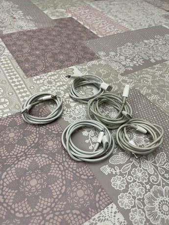 Зарядное устройство от Айфон iPhone кабель USB-C вход