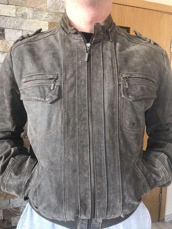 Tom Tailor 100% кожено яке