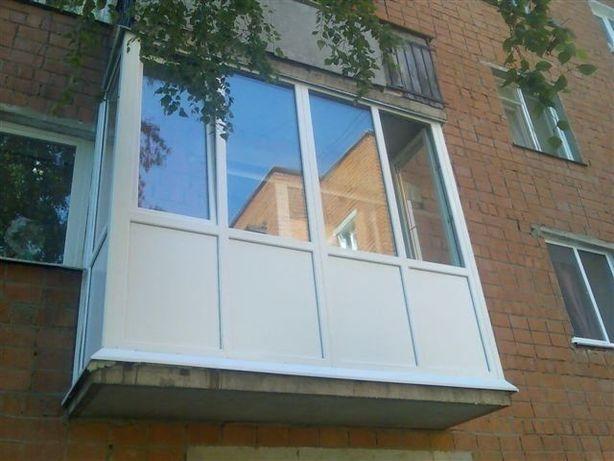 Лоджии, балконы