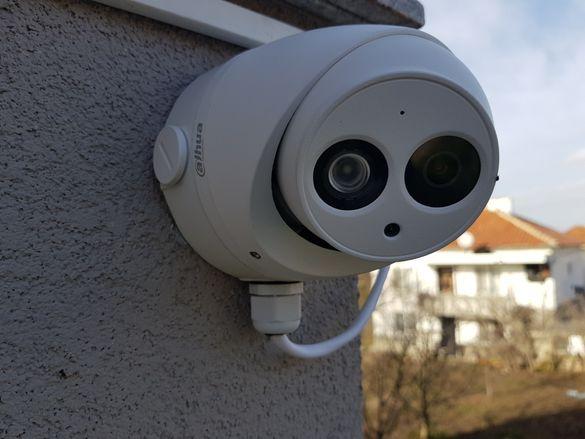 Монтаж и настройка на системи за видеонаблюдение