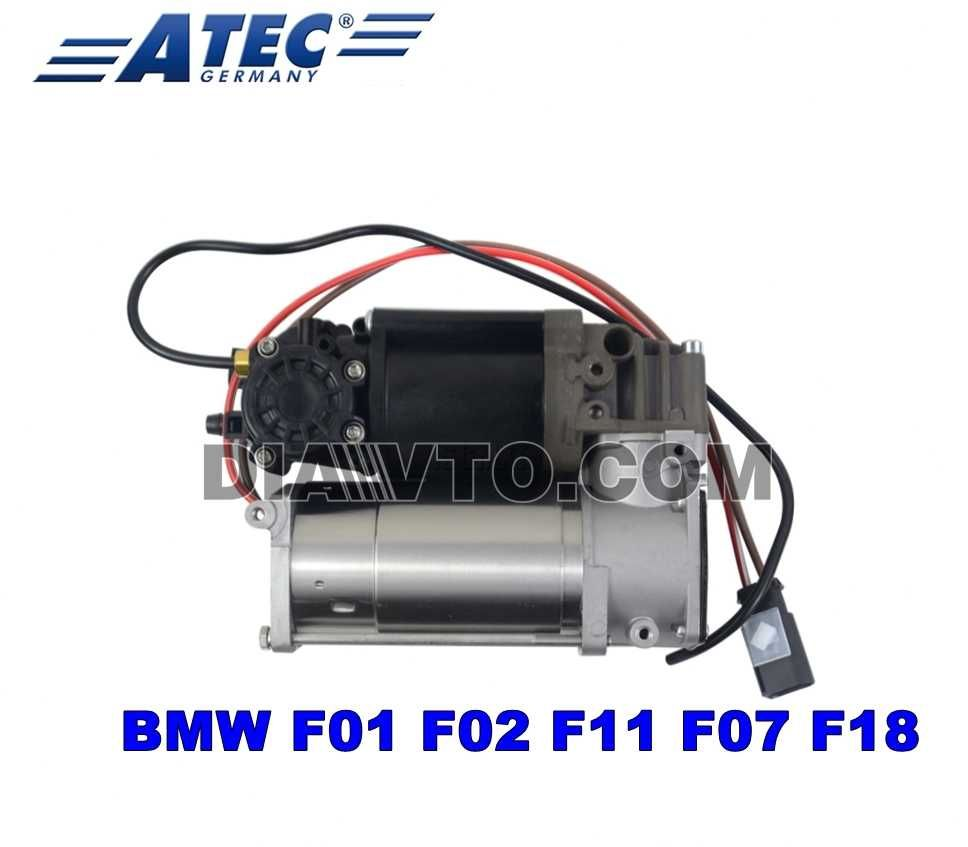 НОВ компресор окачване BMW F01 F02 F11 F07 F18 ATEC Germany