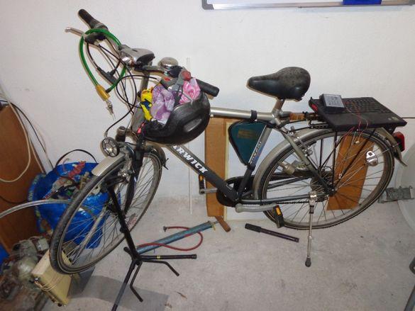 Нов велосипед Warwick