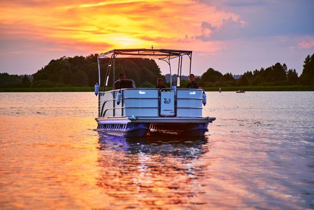 Catamaran PontonBoat ESCOBART