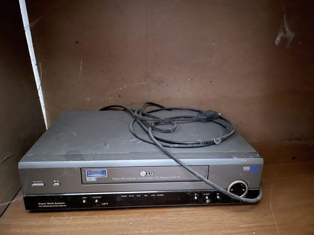 видеомагнетафон