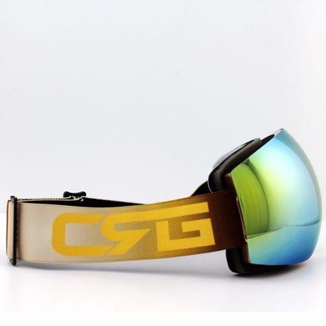 Ochelari ski snowboard enduro CRG Azure Gold