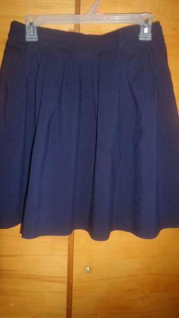 Новая школьная юбка 40р.