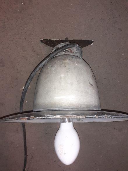 Голяма промишлена лампа