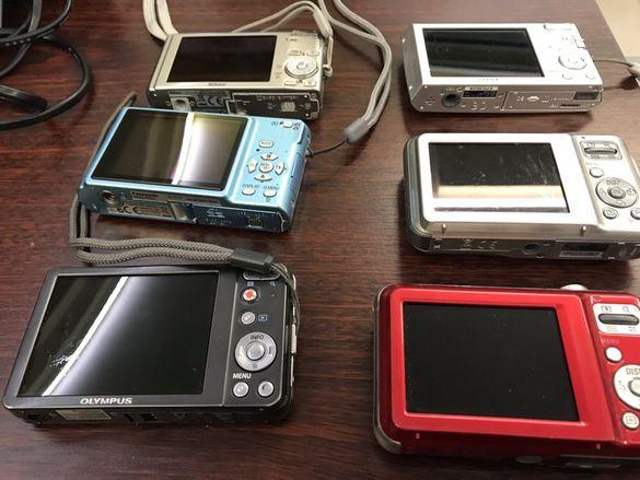 Шест цифрови фотоапарата- Сони, Самсунг, Панасоник