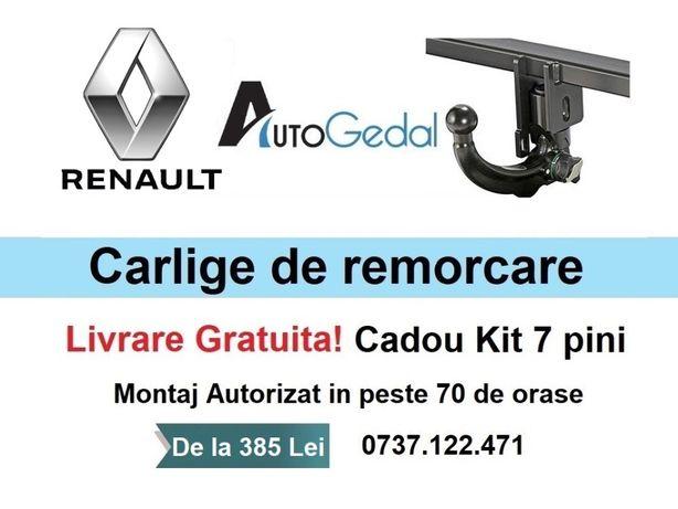 Carlig Remorcare RENAULT Scenic, Master, Megane,Clio,Trafic,Captur etc