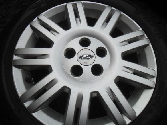 Перфектни 17ки 5х108 ет52.5 6.5j Ford Mondeo MK3