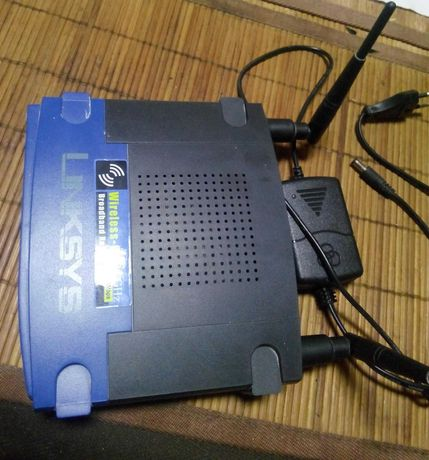 vand Router Linksys Wireless original Cisco