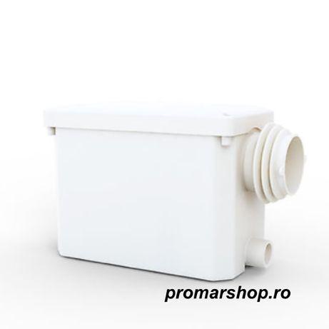 Pompa subsol pentru wc cu intrare laterala Sanitrit H400-A