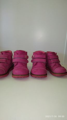 Продам демисезонные ботиночки