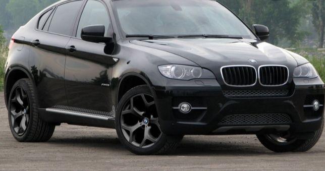 Стекло фары на BMW e71 e70,X6,X5
