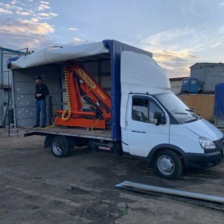 Газели от 3 до 4.4 метра Грузоперевозки Алматы Вывоз мусора Перееезды!