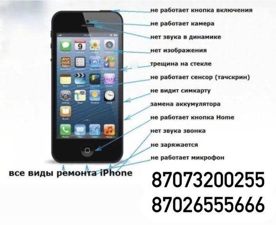 Профессиональный ремонт телефонов