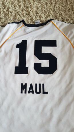 Tricou Germania Adidas original ,Maul nr 15, catifea,XL