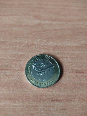 Продам коллекционные монеты 100т Жеты Казына