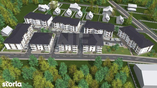 Apartamente 3 camere in Bloc NOU | ECHO Trivale