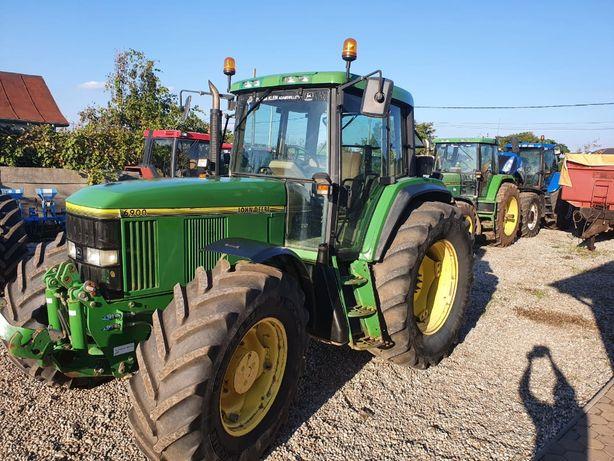 Tractor John Deere 6900, AC, 4x4. Import
