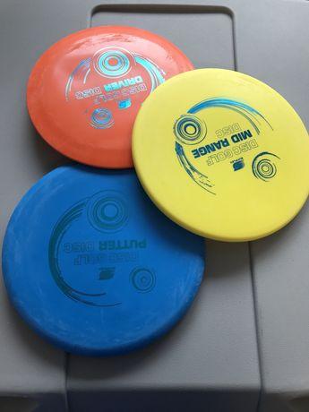 set 3 discuri Disc Golf