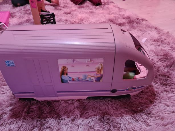 Tren barbie original